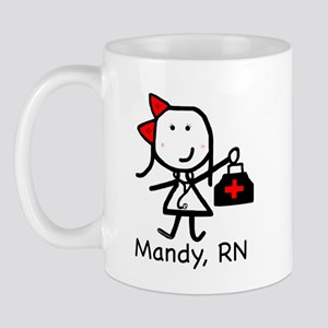 Medical - Mandy, RN Mug