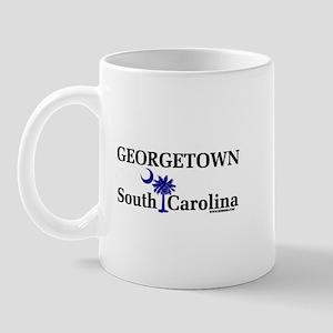 Georgetown South Carolina Mug