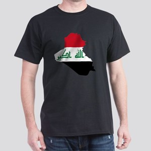 Iraq Map T-Shirt