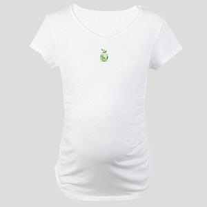 Green Energy Maternity T-Shirt