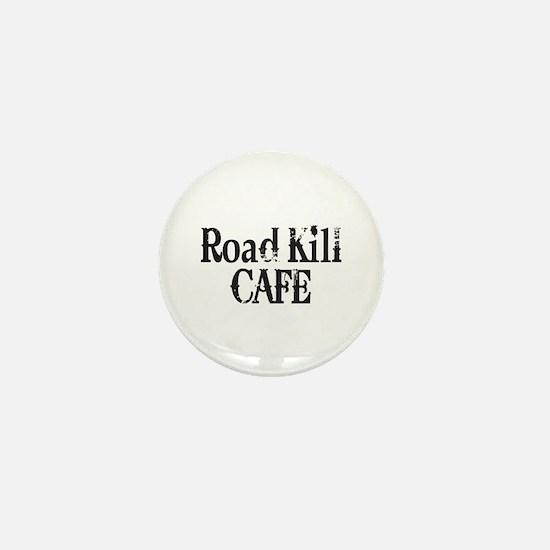 Road Kill Cafe Mini Button