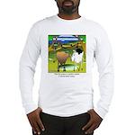 Crop Circles Explained Long Sleeve T-Shirt