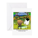 Crop Circles Explained Greeting Cards (Pk of 10)