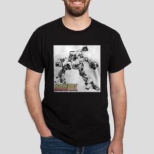 M-Bushy_10 x10_200dpi T-Shirt