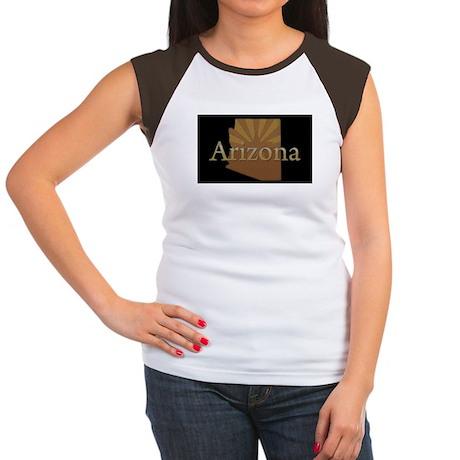 Arizona Sun Women's Cap Sleeve T-Shirt