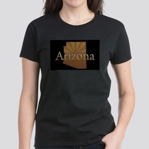 Arizona Sun Women's Dark T-Shirt