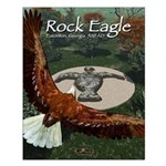 Rock Eagle Small Poster