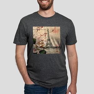 vintage eiffel tower paris T-Shirt