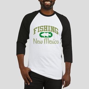 FISHING NEW MEXICO Baseball Jersey