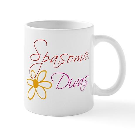 Spasome Divas Mug