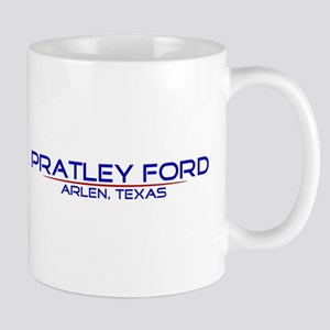 Pratley Ford Mugs