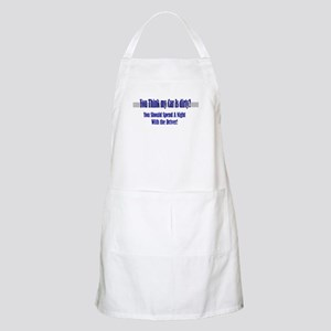 Spend a night BBQ Apron