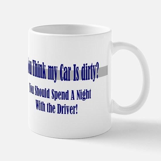 Spend a night Mug