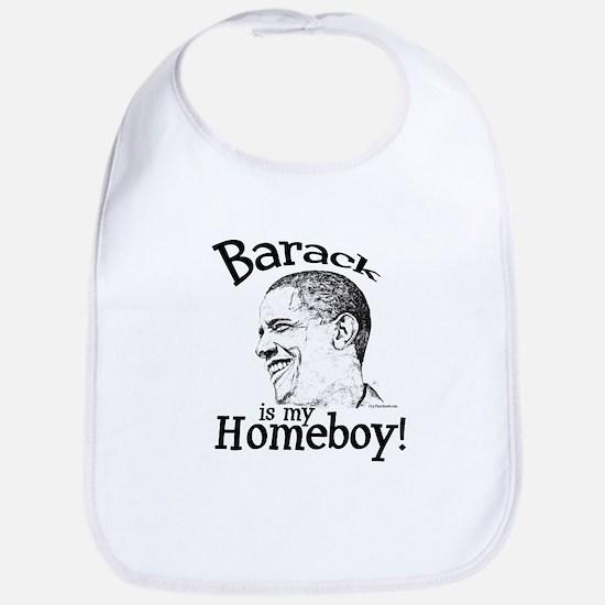 Brack is my Homeboy Bib