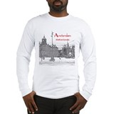 Amsterdam Long Sleeve T-shirts