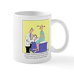 More Medical Tests Mug