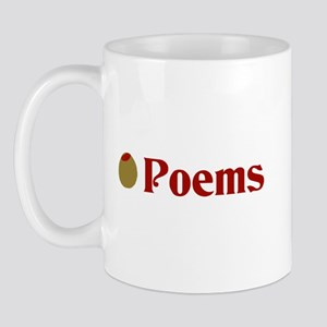 Olive (I Love) Poems Mug