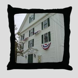 Mont Vernon NH Throw Pillow