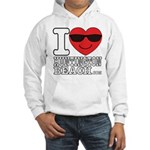 I Love Huntington Beach Sweatshirt