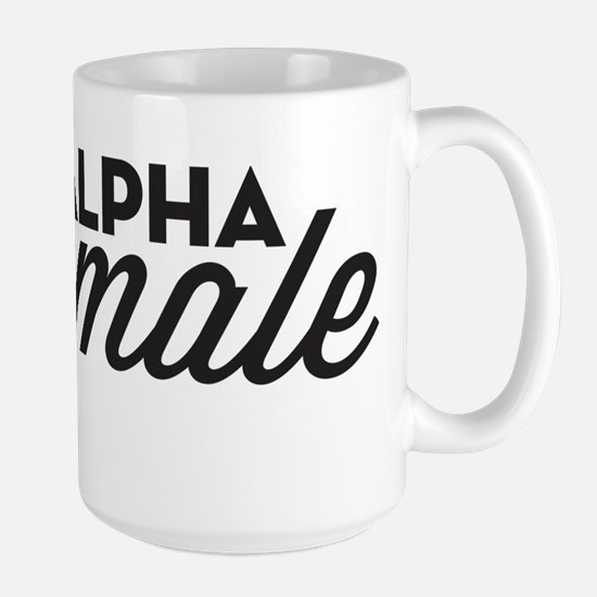 Alpha Female Large Mug