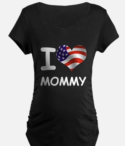 I LOVE MOMMY (USA) T-Shirt