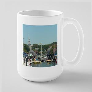 NNH Newport RI Large Mug