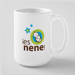 Es Nene - It's a Boy Large Mug