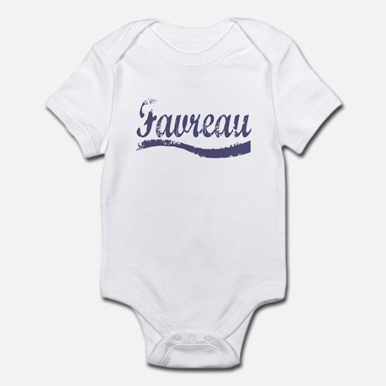 Favreau Infant Bodysuit
