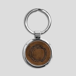 The Originals Serpent Symbol Keychains