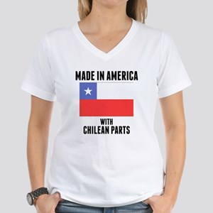 Made In America With Chilean Parts T-Shirt