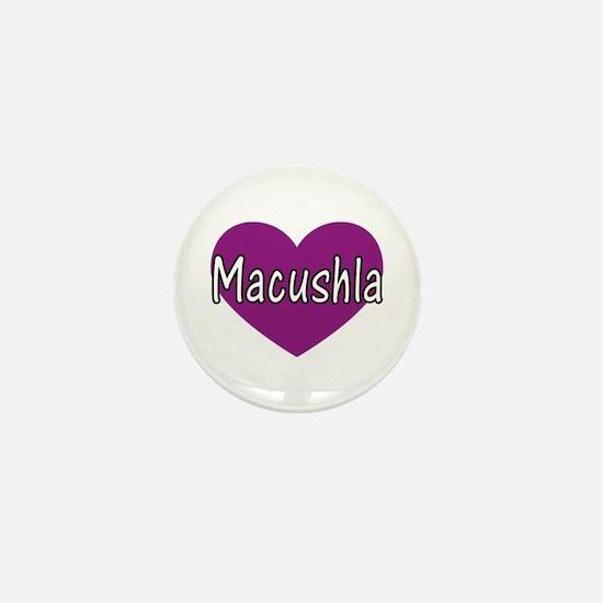 Macushla Mini Button