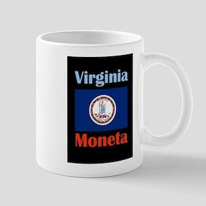 Moneta Virginia Mugs