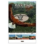 Rock Eagle/Lost Worlds of Georgia Large Poster