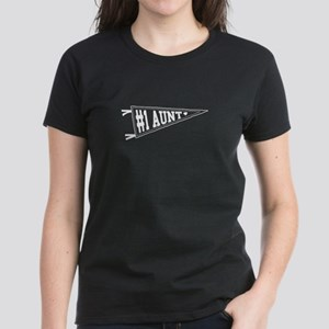 Number 1 aunt pennant T-Shirt