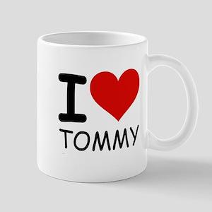 I LOVE TOMMY Mug