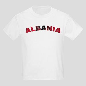 Curve Albania Kids Light T-Shirt