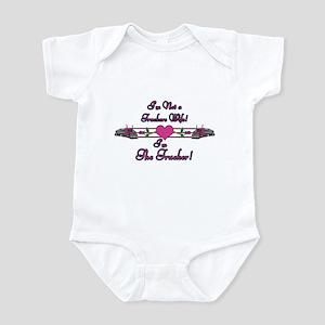I'm the Trucker Infant Bodysuit