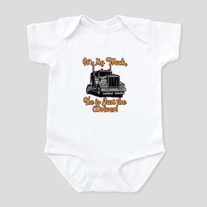 It's My Truck Infant Bodysuit