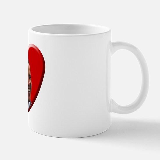 Love Barack Obama Mug