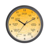 Bar Wall Clocks