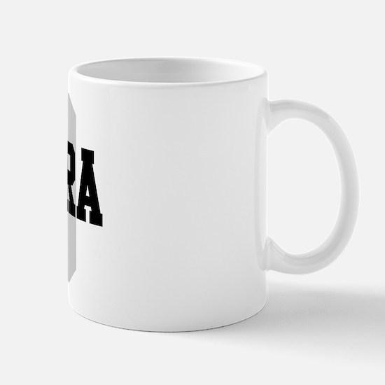 AD Andorra Mug
