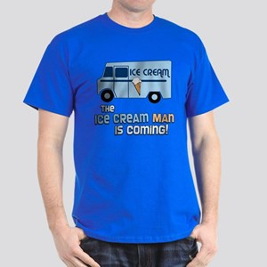 Ice Cream Man Dark T-Shirt