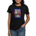 50th Birthday Gifts, Tigress Women's Dark T-Shirt