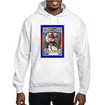 50th Birthday Gifts, Tigress Hooded Sweatshirt