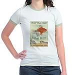 Over the Hill Jr. Ringer T-Shirt