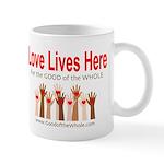 LLH Hands Mugs