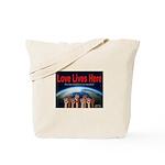 LLH full logo Tote Bag