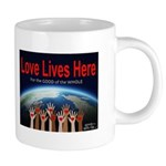 LLH full logo Mugs