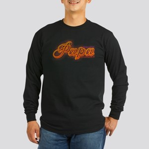 Vader / Father Long Sleeve Dark T-Shirt