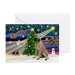 XMagic-Bull Mastiff Greeting Cards (Pk of 10)